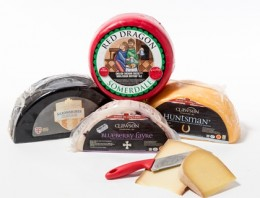 Great Britain Cheeses