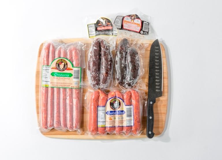 Spanish Sausage