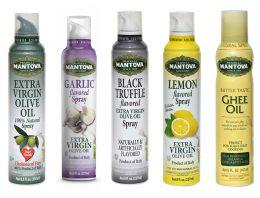 Spray Oils